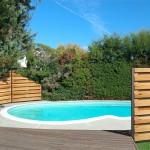07_Architekturfoto mit 3D Poolzaun