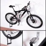 41_Anwendung Aufbau Fahrradhalter, PR Fotos