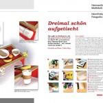 Kreative Vorschläge im Heimwerkermagazin